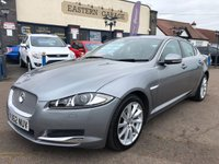 2012 JAGUAR XF 2.2 D PREMIUM LUXURY 4d AUTO 190 BHP £SOLD