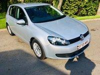 2010 VOLKSWAGEN GOLF 1.6 S TDI 5d 103 BHP £5995.00