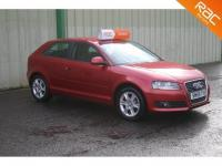 USED 2009 59 AUDI A3 1.6 TDI SE 3dr £20 ROAD TAX/ 2 OWNERS
