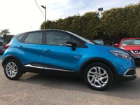 2015 RENAULT CAPTUR 1.5 DCI DYNAMIQUE NAV 5d WITH FREE ROAD TAX AND SAT NAV £8000.00
