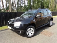 2014 DACIA DUSTER 1.5 AMBIANCE DCI 5d 107 BHP £6288.00