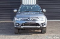 USED 2015 15 MITSUBISHI L200 CHALLENGER 175BHP 2.5D-iD Manual D/Cab Bluetooth FSH Low Mileage,Great Spec & 3 Tonne Towing with Super Select 4WD