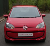 USED 2015 64 VOLKSWAGEN UP 1.0 MOVE UP 3d {4989 MILES} ***** 1 Owner With Only 4989 Miles *****