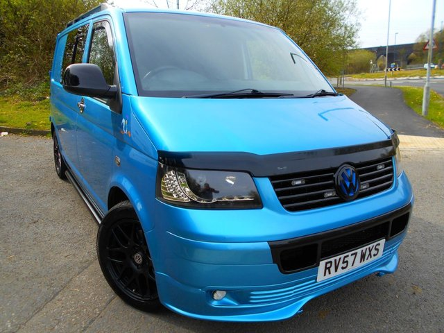 View our VOLKSWAGEN T5 T28 CAMPERVAN