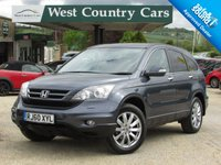 USED 2011 60 HONDA CR-V 2.2 I-DTEC ES 5d 148 BHP Honda + 1 Local Owner From New