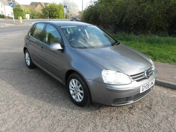 2008 VOLKSWAGEN GOLF 1.6 FSI Auto Match Petrol 5 door Automatic £5995.00