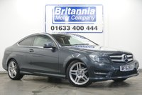 2012 MERCEDES-BENZ C CLASS 2.1 C220 CDI DIESEL BLUEEFFICIENCY AMG SPORT AUTO 170 BHP £10770.00