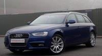 2015 AUDI A4 2.0 AVANT TDI QUATTRO SE TECHNIK 175BHP £13995.00