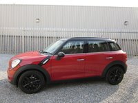 USED 2015 15 MINI COUNTRYMAN 1.6 COOPER 5d 122 BHP CHILLI PACK 1 LADY OWNER HIGH SPEC