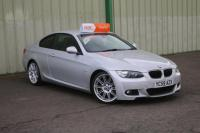 USED 2009 59 BMW 3 SERIES 2.0 320i M Sport Highline 2dr FULL BMW SERVICE HISTORY