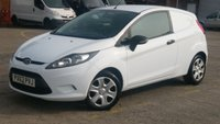 2012 FORD FIESTA 1.4 1.4 TDCI 1d 69 BHP 1OWNER F/S/H 2 KEYS FREE 12 MONTHS WARRANTY COVER  £3000.00