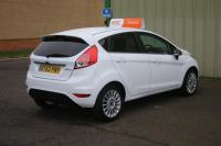 USED 2013 62 FORD FIESTA 1.6 Titanium Powershift 5dr FINANCE FROM £0 DEPOSIT -FSH