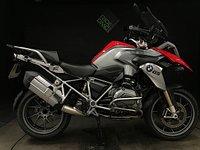 2015 BMW R1200GS TE. 2014. FSH. 26K. 1 OWNER. SPOTLIGHTS. ENG BARS £7850.00