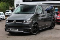 2017 VOLKSWAGEN TRANSPORTER T6 2.0 BiTDI 204ps 7 Speed DSG SWB Kombi Day Van SOLD