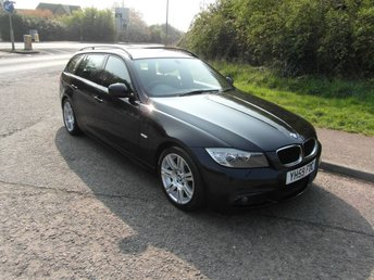 2009 BMW 3 SERIES 318d 2.0TD Auto M Sport Touring Diesel Automatic Estate £6995.00