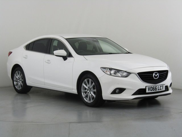 View our 2016 66 MAZDA 6 2.2 D SE-L NAV 4d 148 BHP