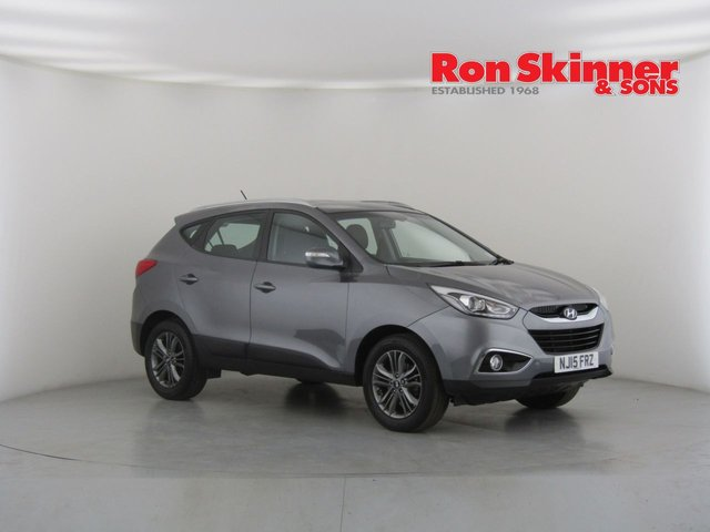 View our 2015 15 HYUNDAI IX35 1.6 GDI SE 5d 133 BHP
