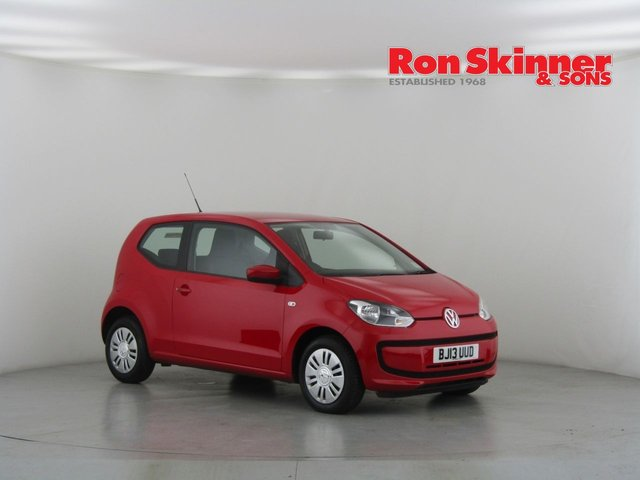 View our 2013 13 VOLKSWAGEN UP 1.0 MOVE UP 3d 59 BHP
