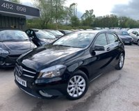 2015 MERCEDES-BENZ A CLASS 1.5 A180 CDI BLUEEFFICIENCY SE 5d AUTO 109 BHP £11489.00