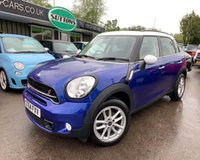 2014 MINI COUNTRYMAN 2.0 COOPER SD 5d 141 BHP £10489.00