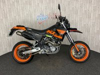 2005 KTM SUPERMOTO 640 LC4 SUPERMOTO LOW MILEAGE EXAMPLE 2005 05  £3490.00