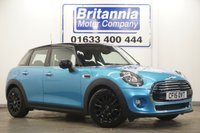 2015 MINI HATCH COOPER 1.5 COOPER CHILLI 5 DOOR AUTOMATIC HUGE SPEC ! £10990.00