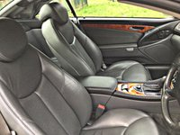 USED 2004 04 MERCEDES-BENZ SL 5.0 SL500 2d AUTO 302 BHP GENUINE LOW MILES, SERVICE HISTORY