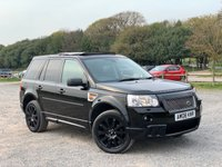 USED 2008 08 LAND ROVER FREELANDER 2.2 TD4 HST 5d AUTO 159 BHP TAILOR MADE FINANCE PACKAGES, X2 KEYS, NATIONWIDE DELIVERY, - X2 KEYS - FULL SERVICE HISTORY - NAVIAGATION  - BLUETOOTH - FULL LEATHER  - HEATED SEATS  - ALPINE AUDIO SYSTEM  - PANORAMIC ROOF  - AUTO FOLDING MIRRORS  - FRONT AND REAR SENSORS   - CURISE CONTROL - AUTO LIGHTS