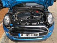USED 2015 65 MINI HATCH COOPER 1.5 COOPER 5d [CHILI PK] AUTO 134 BHP