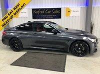 USED 2015 15 BMW M4 3.0 M4 2d AUTO 426 BHP