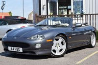 USED 2003 A JAGUAR XK8 CONVERTIBLE 4.2 CONVERTIBLE 2d 300 BHP Full Service History With 10 Service Stamps & New Mot