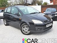 USED 2005 54 FORD C-MAX 1.6 C-MAX ZETEC TDCI 5d 110 BHP PART EX CLEARANCE, TRADE SALE
