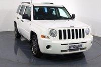USED 2010 10 JEEP PATRIOT 2.0 SPORT CRD 5d 139 BHP Stunning 4 WHEEL DRIVE