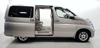 USED 2002 NISSAN ELGRAND XL