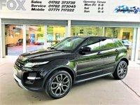 2015 LAND ROVER RANGE ROVER EVOQUE 2.2 SD4 DYNAMIC 5d AUTO 190 BHP £19995.00