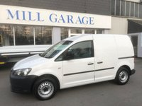 2011 VOLKSWAGEN CADDY 1.6 C20 TDI  102 BHP  ** NO VAT ** £4395.00