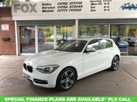 USED 2015 15 BMW 1 SERIES 1.6 116I SPORT 5d 135 BHP BMW 1 SERIES 1.6 116I SPORT 5d 135 BHP