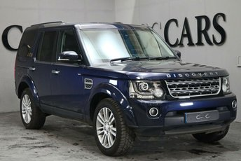 2014 LAND ROVER DISCOVERY 3.0 SDV6 COMMERCIAL XS 1d AUTO 255 BHP £14995.00
