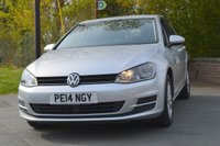 2014 VOLKSWAGEN GOLF 1.6 SE TDI BLUEMOTION TECHNOLOGY 5d 103 BHP £8991.00