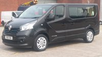 2016 RENAULT TRAFIC 1.6 SL27 SPORT ENERGY DCI 5d 125 BHP 9 SEATER MINI BUS NO VAT TO ADD FREE 12 MONTHS WARRANTY COVER  £11490.00