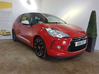 2011 CITROEN DS3 1.6 DSPORT 3d 155 BHP £4490.00