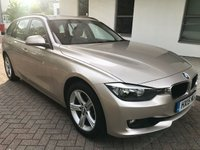2015 BMW 3 SERIES 2.0 320I SE TOURING 5d 181 BHP £SOLD