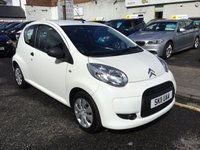 USED 2011 11 CITROEN C1 1.0 VT 3d 68 BHP OUR  PRICE INCLUDES A 6 MONTH AA WARRANTY DEALER CARE EXTENDED GUARANTEE, 1 YEARS MOT AND A OIL & FILTERS SERVICE. 6 MONTHS FREE BREAKDOWN COVER.    CALL US NOW FOR MORE INFORMATION OR TO BOOK A TEST DRIVE ON 01315387070 !! LIKE AND SHARE OUR FACEBOOK PAGE!!