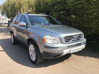 2010 VOLVO XC90 3.2 PETROL EXECUTIVE AUTOMATIC AWD - ULEZ COMPLIANT