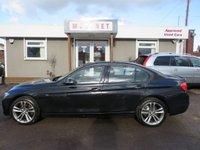 2012 BMW 3 SERIES 2.0 318D SPORT 4DR SALOON 141 BHP £30 TAX PER YEAR £7200.00