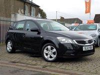 2012 KIA CEED 1.4 VR-7 5d 89 BHP £4295.00