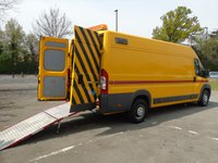 2008 FIAT DUCATO 2.3 MAXI 35 MULTIJET 120 BHP L4 H2 XLWB MOTORCYCLE RECOVERY/TRANSPORTER £4995.00