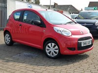USED 2012 61 CITROEN C1 1.0 VTR 3d 68 BHP PLEASE CALL IF YOU CANT SEE WHAT YOU ARE AFTER . WE WILL CHECK OUR OTHER BRANCHES FOR YOU . WE HAVE OVER 100 CARS IN GROUP STOCK