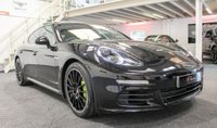 USED 2016 16 PORSCHE PANAMERA 3.0 S E-HYBRID TIPTRONIC 5d AUTO 416 BHP *HUGE SPEC-CHRONO+SPORTS+BLACK PACK*