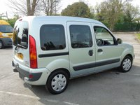 USED 2008 08 RENAULT KANGOO 1.6 EXPRESSION 16V AUTO 94 BHP WHEELCHAIR FRIENDLY DISABLED PASSENGER VEHICLE RAMP+ ONLY 64K+NO VAT TOP PAY